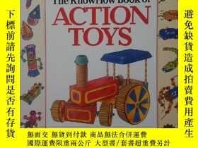 二手書博民逛書店英文原版罕見ACTION toysY247232 ISBN:97