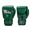『VENUM旗艦館』12oz Fairtex 健身房拳擊手套~重擊打沙袋拳套~個性化改裝 - 綠色 BGV16