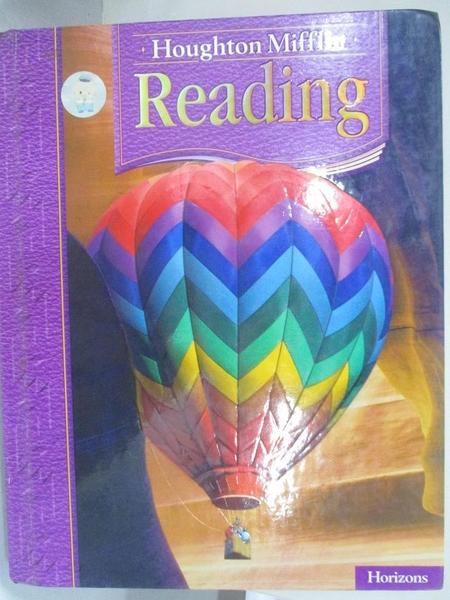 【書寶二手書T1/兒童文學_DHY】Houghton Mifflin Reading Horizons: Level 3.2