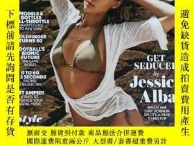 二手書博民逛書店MAXIM罕見2014年9月 英文版Y42402