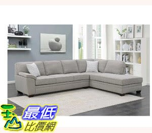 [COSCO代購] W2000211 True Innovation 布面L型沙發 True Innovation Fabric Sofa