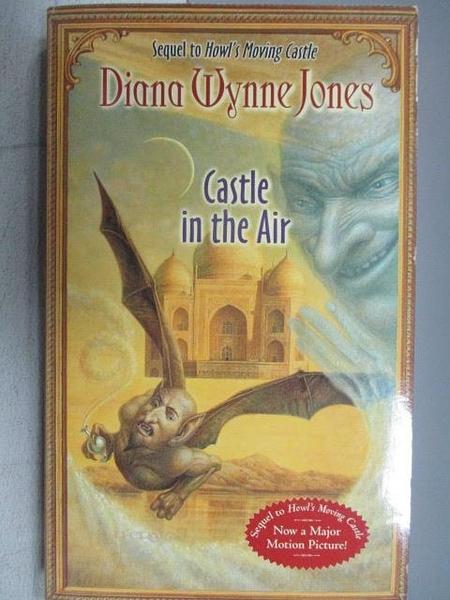 【書寶二手書T3/原文小說_MLP】Castle in the Air_Diana Wynne Jones