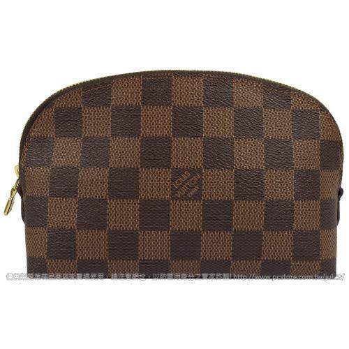 Louis Vuitton LV N47516 棋盤格紋萬用包/化妝包/晚宴包 全新 預購【茱麗葉精品】