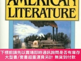 二手書博民逛書店The罕見Concise Oxford Companion To American LiteratureY25