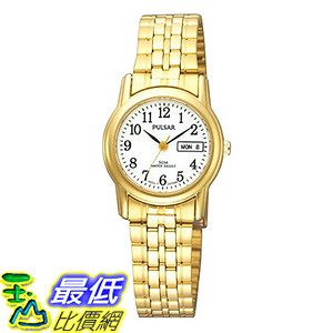 [美國直購 ShopUSA]Pulsar Dress PXU040X Womens Watch$2410