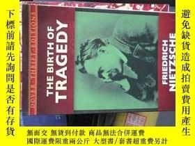 二手書博民逛書店the罕見birth of tragedy c003819636