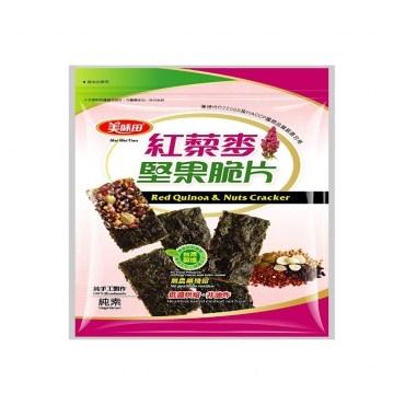 美味田-紅藜麥堅果脆片50g
