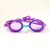 ≡Speedo≡  成人競技泳鏡Opal (紫)-SD808337B577