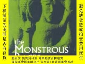 二手書博民逛書店The罕見Monstrous Races In Mediaeval Art And ThoughtY36468