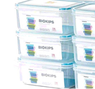 [COSCO代購 4330] 促銷至10月29日 W133388 Komax 塑膠長方形保鮮盒含蓋共24件組 3組