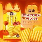 日本 森永牛奶糖夾心餅 92g【櫻桃飾品...