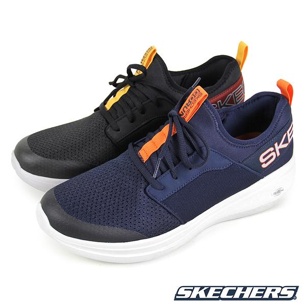 【SKECHERS】男跑步系列 GO RUN FAST U37-15109   55109BKMT/55109NVOR