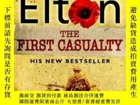 二手書博民逛書店First罕見Casualty, TheY256260 Ben Elton Black Swan 出版200