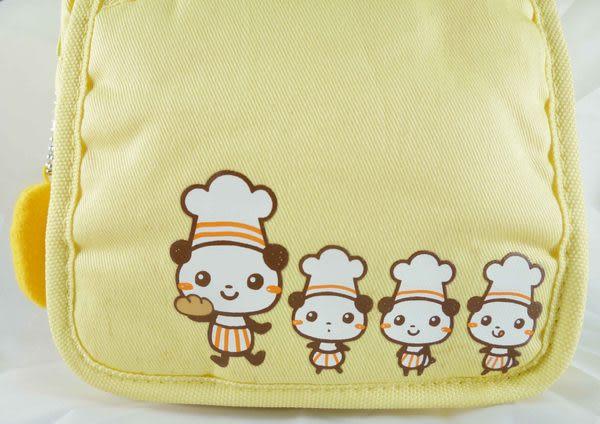【震撼精品百貨】Chocopanda 麵包師傅廟會園丁熊貓~斜背包『麵包』