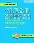 二手書博民逛書店《Clear Speech: Pronunciation And