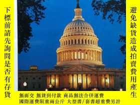 二手書博民逛書店WASHINGTON罕見the nations capital