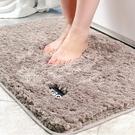 地墊 衛生間浴室吸水地墊地毯門墊進門臥室門口廁所洗手間防滑家用腳墊TW【快速出貨八折下殺】