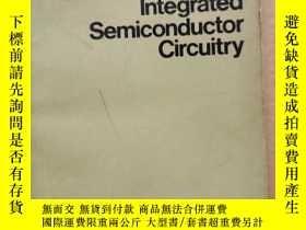 二手書博民逛書店discrete罕見and integrated semiconductor circuitry(P474)Y