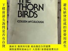 二手書博民逛書店THE罕見THORN BIRDS COLLEEN MCCULLOUGH、Y20897 THE THORN BI