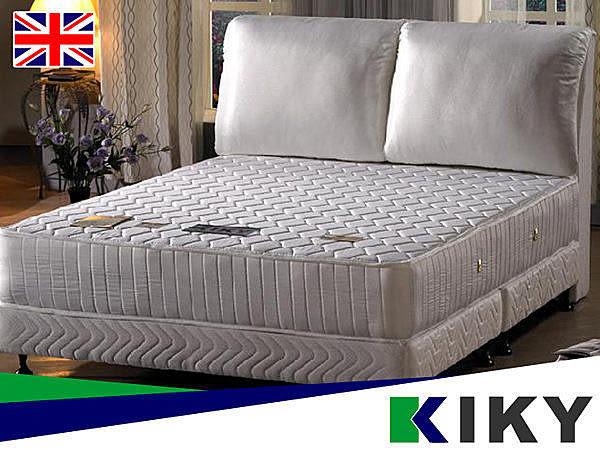 獨立筒床墊/雙人5尺-【二代英式】五星級飯店指定款~台灣自有品牌-KIKY~2Victorian