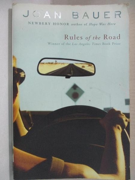 【書寶二手書T9/原文小說_CY7】Rules Of The Road_Bauer, Joan