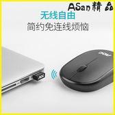無線滑鼠 無線滑鼠筆記本靜音可愛無聲辦公臺式電腦滑鼠