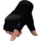 07特種兵戰術手套戶外耐磨格斗特戰半指作戰手套防刺男防割內裝備 浪漫西街