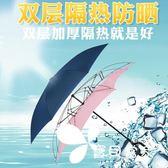 雨傘反向傘全自動德國雙層免持式男女車用折疊超大汽車長柄定制傘