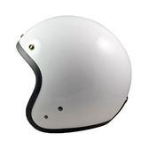 【東門城】GRS 305 素色(白) 半罩式安全帽 (加大版)