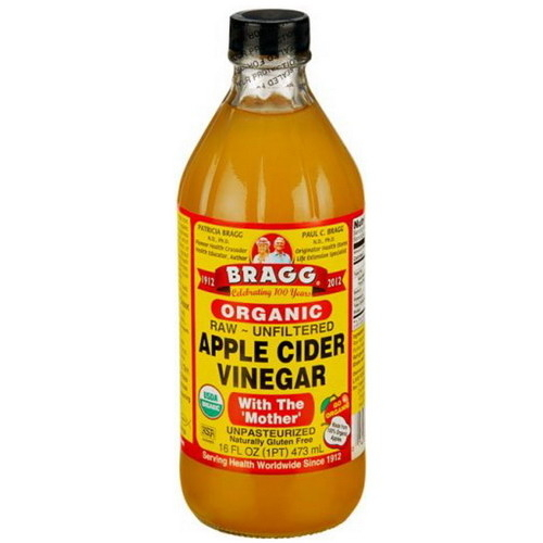 (現貨)【Bragg】阿婆有機蘋果醋 (454ml) 16oz