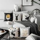 時尚簡約實用抱枕200 靠墊 沙發裝飾靠...