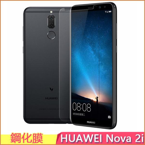 華為 HUAWEI Nova 2i 非滿版 鋼化膜 玻璃貼 麥芒 6 9H 熒幕保護貼 防爆保護膜 5.9吋 手機保護膜