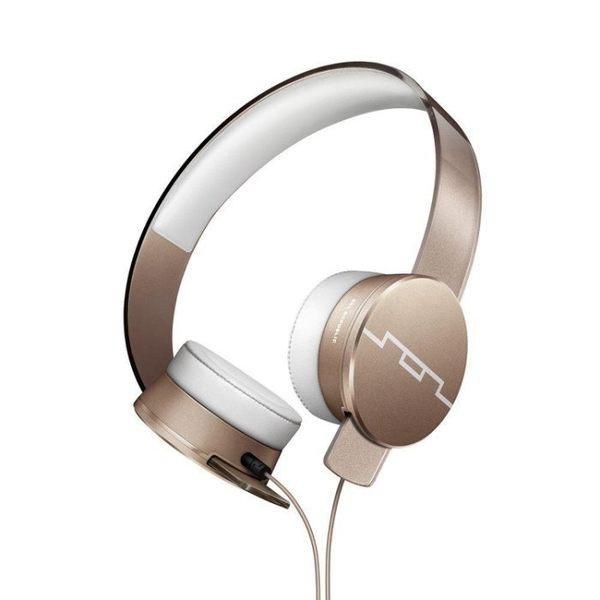 平廣 SOL REPUBLIC Tracks HD2 玫瑰金色 iOS 3鍵 耳罩式 耳機 HD 2 V10 公司貨保固1年