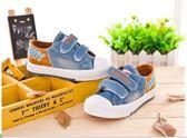 童鞋新款兒童帆布鞋潮男童鞋女童鞋子寶寶休閒鞋韓版  秘密盒子
