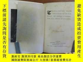 二手書博民逛書店【罕見】Translations of the poems of