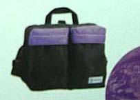 旅遊必備 輕巧後背包Confidence 高飛登 612--黑/紫