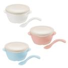 日本 Richell 利其爾 TLI雙層可拆式不鏽鋼碗(附蓋)S-260ml(3色可選)