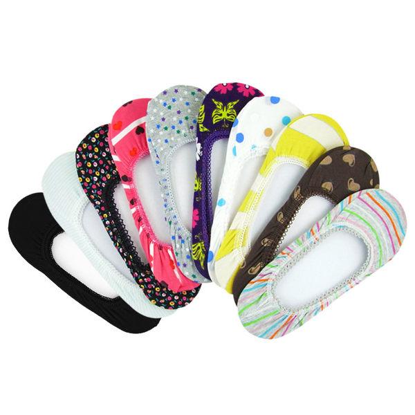 non-no 多彩繽紛極短隱形布襪套 船型襪 隱形襪 不挑款 ◆86小舖◆