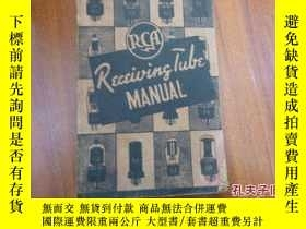 二手書博民逛書店《receiving罕見tube manual》Y135958