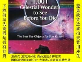二手書博民逛書店1,001罕見Celestial Wonders To See