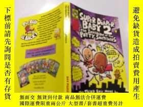 二手書博民逛書店Super罕見diaper baby2:超級尿布寶寶2Y212829