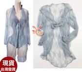 得來福罩衫,V333罩衫薄透灰外罩罩衫可內搭泳衣比基尼正品,單罩衫售價490元