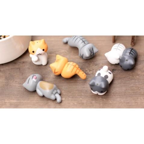 CARMO攀爬貓咪喵星人微景觀(6入組) 多肉裝飾【A008001】