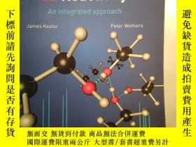 二手書博民逛書店Chemical罕見Structure and Reactivity An integrated approach