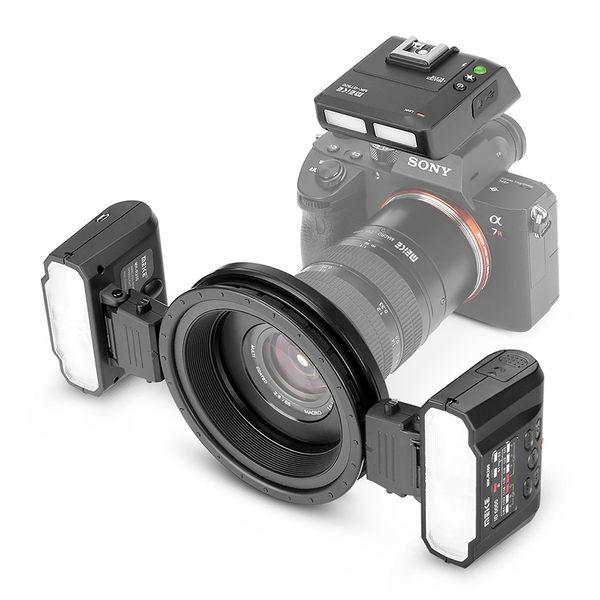 ◎相機專家◎ Meike 美科 MK-MT24 Sony 微距攝影閃光燈 雙燈 環型閃光燈 近拍 MK-MT24S 公司貨