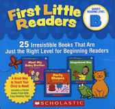 【麥克書店】★ FIRST LITTLE READERS★GUIDED READING 《LEVEL B 》/25本小書+1CD