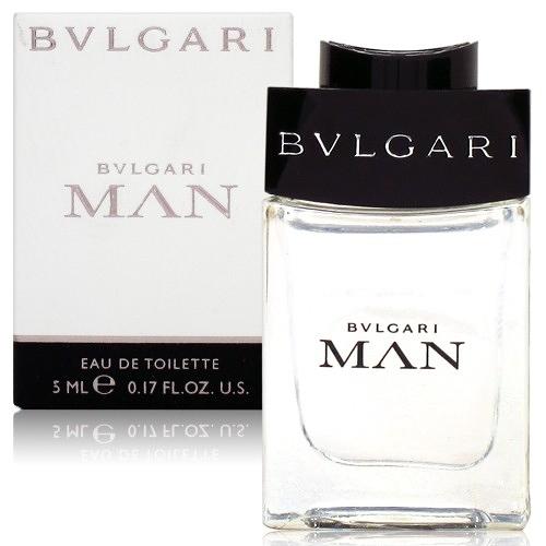 BVLGARI 寶格麗 當代 男性淡香水 5ml 【QEM-girl】