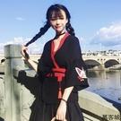 日本和服女學生刺繡開衫外套日式和風和服 萬客城