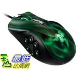 [美國直購] Razer 雷蛇 Naga Hex MOBA PC Gaming Mouse - Green 遊戲滑鼠 綠色 B006W3ZXEW