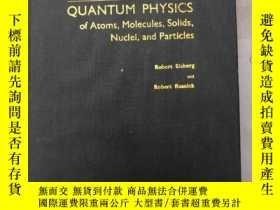 二手書博民逛書店quantum罕見physics of atoms,molecu
